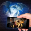 Projector Dragon 3D Prank