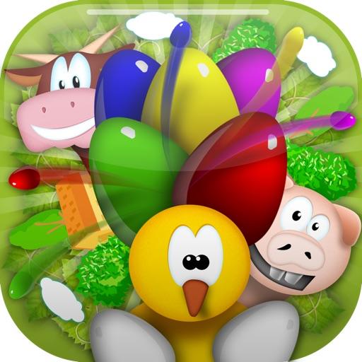 Farm Connect Game - Spaß Scherzt Kostenlose Spiele für