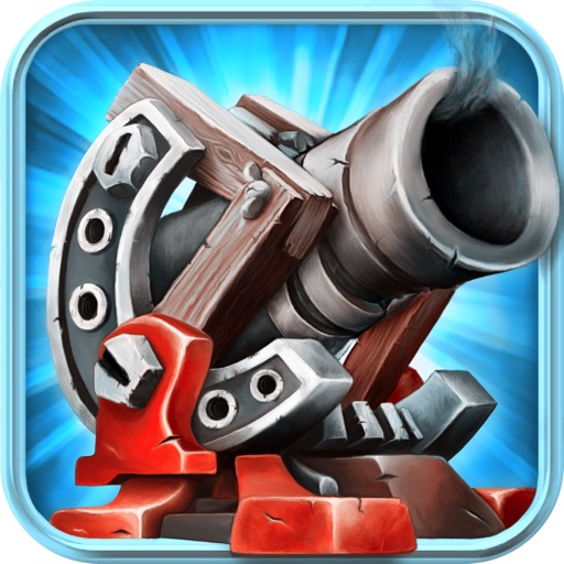 Base Defence Tower iOS App