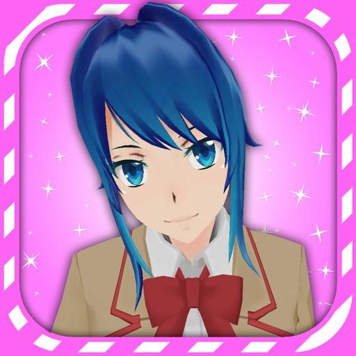 Virtual Anime Girl iOS App