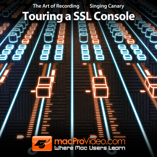 Art of Audio Recording - Touring An SSL Console