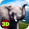 Wild African Elephant Survival Simulator 3D Full
