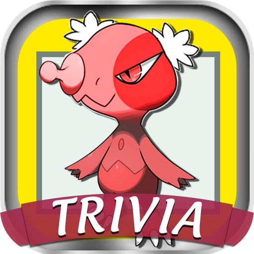 Trivia for Pokemon X and Y Quiz - guess the red & blue poke tv creator in a fun free pokedex games