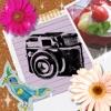 人気の無料カメラアプリphotodeco-Toy (トイ), lomo (ロモ), フィルター, エフェクト, スタンプ, フレーム, スクラップ 機能でカワイイ プリクラ風にデコ!