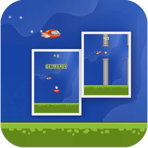 Flappyngo - Tap Tap Turbo iOS App