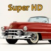 Classic Cars Wallpapers for new iPad - Great HD photo screen backgrounds of cool cars & retro cars
