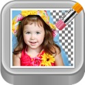 Background Remover - photo editor to Erase and remove background from photo icon