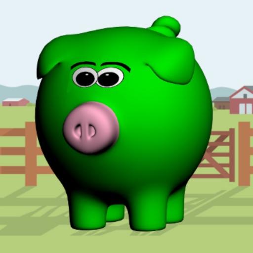 Pig Shooter 3D iOS App
