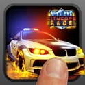 City Cops Race - Fun Police Racing Game icon