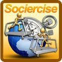Sociercise - Real Time Running Races icon