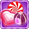 Sugar Sweet Crunch - Race and Match 3 Puzzle Blast game