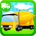 More Trucks and Things That Go - Preschool and Kindergarten Educational Learning Shape Puzzle Adventure Game for Toddler Kids Explorers