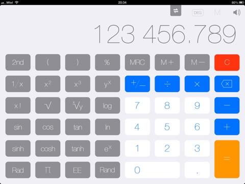 Калькулятор X Pro : Метрический и валютный конвертер единиц измерения Скриншоты6