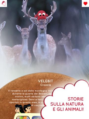 Timbuktu - La prima rivista su iPad per bambini Screenshot