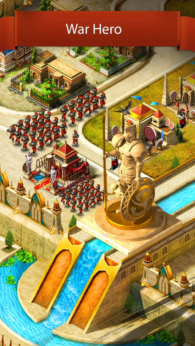 Screenshots of Lost Empire: Elite Edition for iPhone