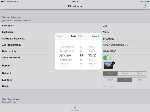 RunMyForm - Team Edition screenshot 4