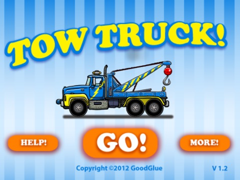 Tow Truck screenshot 1