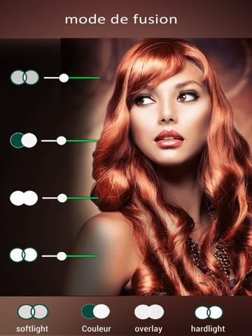 Télécharger Couleur Des Cheveux Changer - Outil De Maquillage