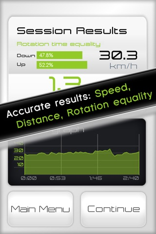 Speedometer for Indoor Cycling Pro screenshot 2
