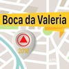 Boca da Valeria Offline Map Navigator and Guide