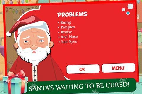 Santa Doctor Kids screenshot 2