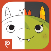 Monster Coloring Book icon