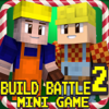 Build Battle 2 : Mc Mini Game with Multiplayer