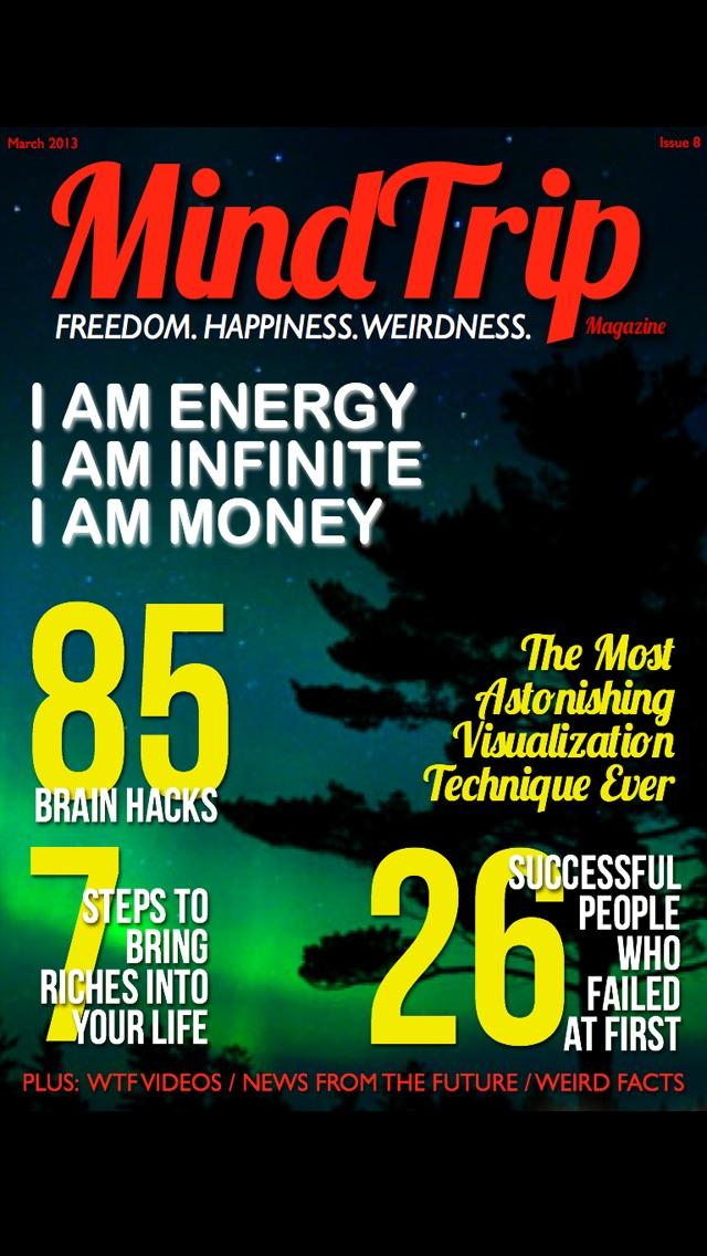 MindTrip MagazineScreenshot of 3