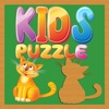 ABC English Animals Puzzles Kids Fun Games Free HD