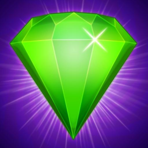 Diamonds Crusher 2 - Magic Crystal Mash! iOS App
