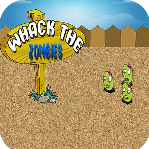 Whack The Zombies!! iOS App