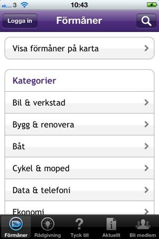 Villaägarnas Riksförbund screenshot 4