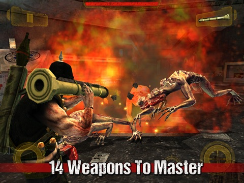 Screenshots of 2013: Infected Wars for iPad