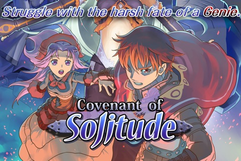 RPG Covenant of Solitude screenshot 1