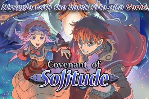 RPG Covenant of Solitude screenshot 1