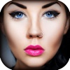 Makeup Sticker.s Beauty Shop - Photo Editor with Fancy Effects for Virtual Makeover