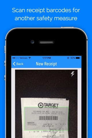 myReceipts - Receipt Organizer screenshot 3