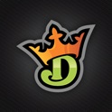 DraftKings - One Day Fantasy Sports Leagues - Fantasy Football, Baseball, Golf, Basketball, Soccer, MMA and Hockey icon