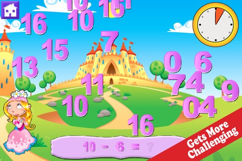 Wee Princess Math screenshot 4
