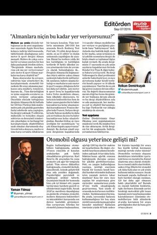 Auto motor & sport magazine screenshot 3