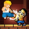 Dungeon Fighter - 8 Bit Endless Kung Fu Fighting Game