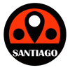 Santiago travel guide with offline map and Chile metrotren metro subway underground transit by BeetleTrip