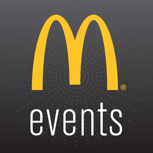 McDonald's Global People iOS App