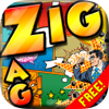 Words Zigzag : Cartoon Comics and Superheroes Crossword Puzzles Game Free with Friends Wiki