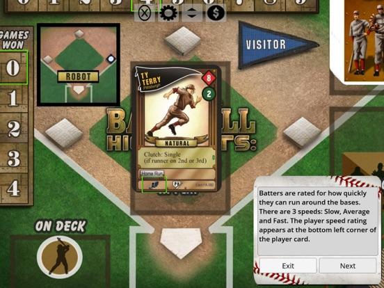 Baseball Highlights 2045 Screenshot