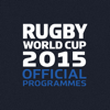 Rugby World Cup 2015 Programmes