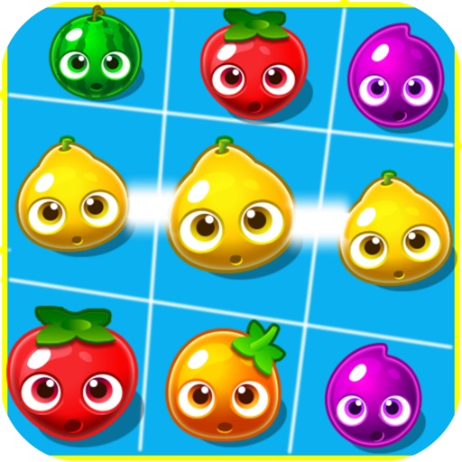 Farm Fruit Link Super Mania iOS App