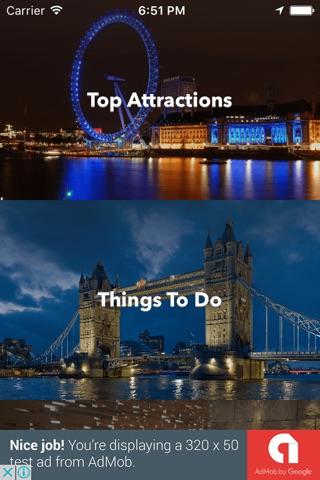London Travel & Tourism Guide screenshot 3