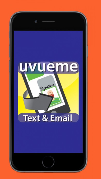 download UVUEME : Generate Customize Signature To Emails And Text Messages apps 4