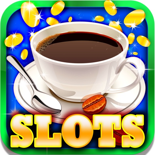 Super Coffee Slots: Join the largest gambling club and place a bet on the talented barista iOS App